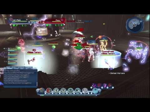 DC Universe Online : 2 Dps Elitism Vs Mass Terror... Epic Game