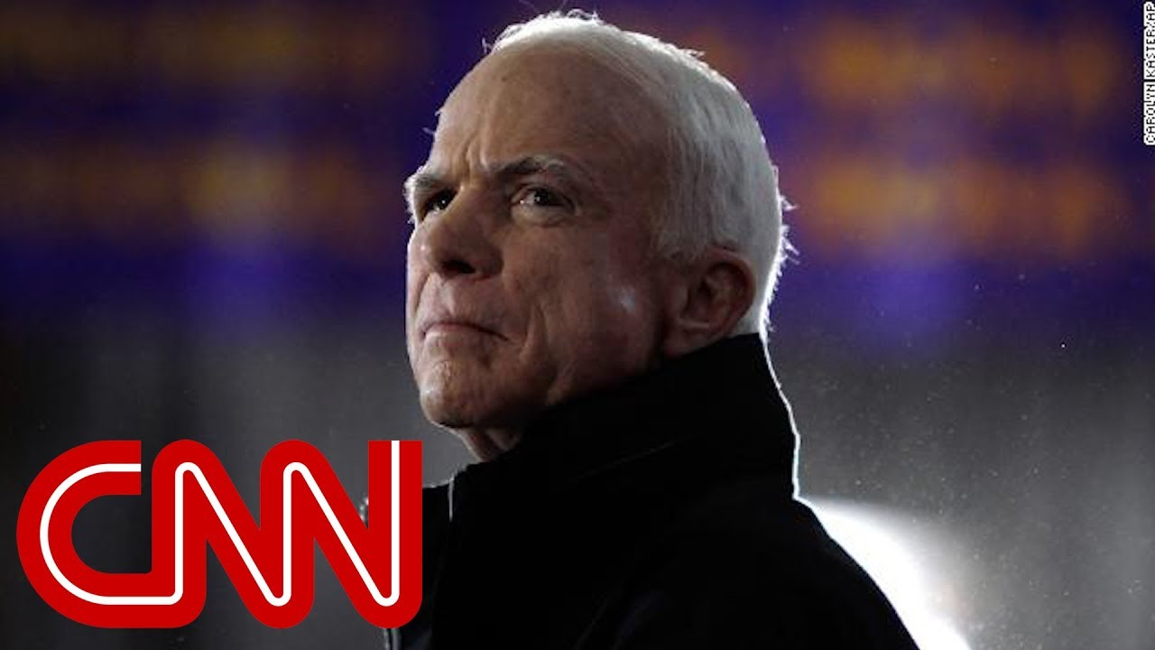 Russian politician on McCain: The enemy is dead