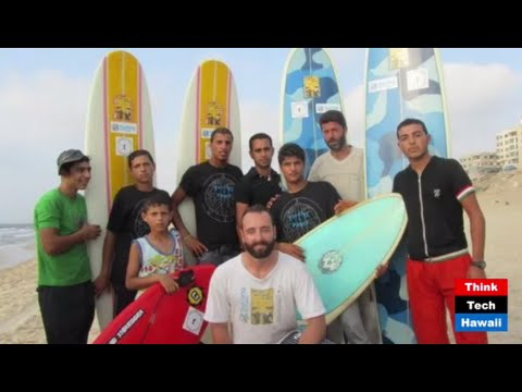 Hawaii to Gaza: Building Surf Communities Committed to Peace