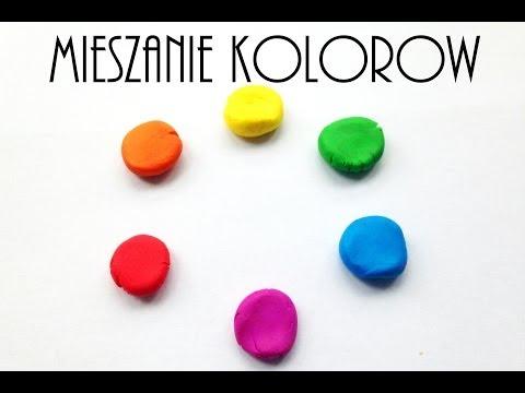 Mieszanie Kolorów - Sobotnie Porady Modelinowe, Cz. 2