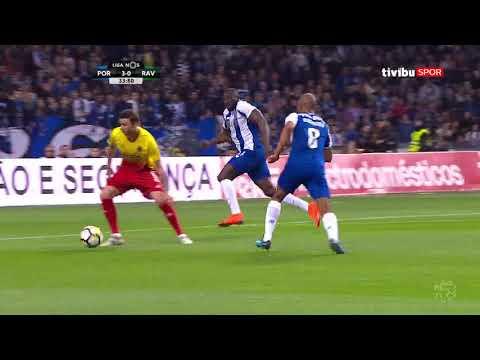 Portekiz Ligi 23. Hafta I Porto 5 - 0 Rio Ave FC