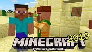 Minecraft Pocket Edition Trailer 2019