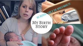 My Birth Story (Water didn't break?!)