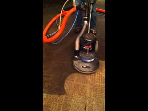 rx 20 carpet cleaning machine