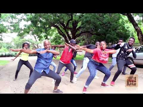 Finhu Finhu Winky D (Gombwe 2018) Dance Video