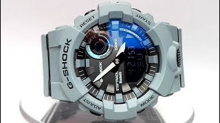 Casio G-SHOCK GBA-800UC-2 Bluetooth watch 2019