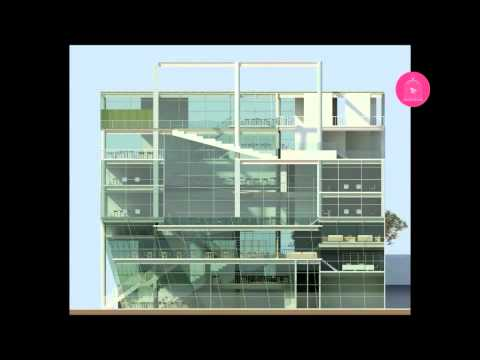 Autodesk PANORAMA Asia Pacific Design Challenge 2010 Architecture Showreel