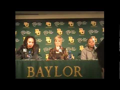 DONNIESPORT HOOPS ACTION AND MORE SHOW--THE BAYLOR LADY BEARS HOOPS 2013
