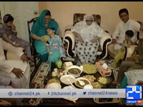 24 Report: Story of a family on Holy day of Eid