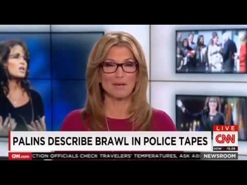 CNN's Carol Costello Gleeful As She Hypes Palin Family Brawl Audio