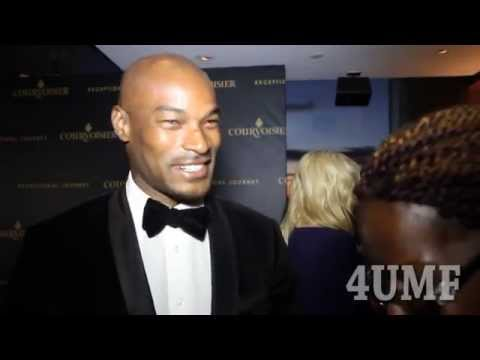 Tyson Beckford Receives Exceptional Journey Award