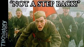 """The Myth and Reality of Joseph Stalin's Order No. 227 """"Not a Step Back!"""""""