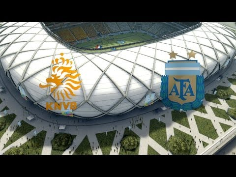 FIFA World Cup 2014 Predictions: Netherlands Vs Argentina