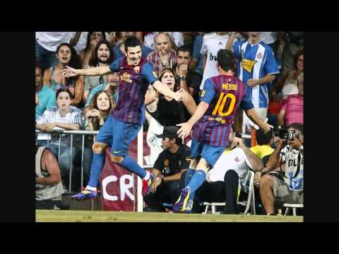 Real Madrid vs FC Barcelona [2:2] 14.08.2011 All Goals & Full Match Highlights SuperCopa 2011