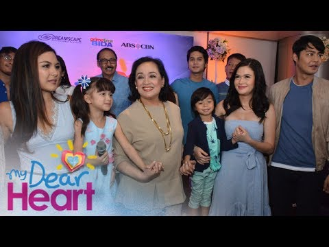 My Dear Heart Finale Press Conference | YouTube Mobile Livestream