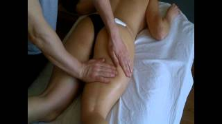 honey detox massage hips and buttocs