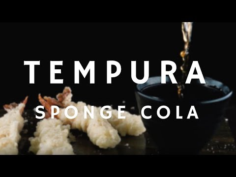 Sponge Cola - Tempura [OFFICIAL]