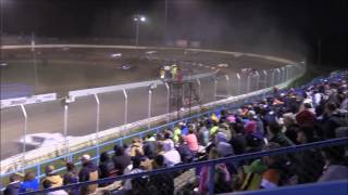 Fall 50 Super Late Model Feature from Florence Speedway, October 22nd, 2016.