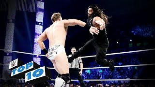 Top 10 WWE SmackDown moments - February 6, 2015