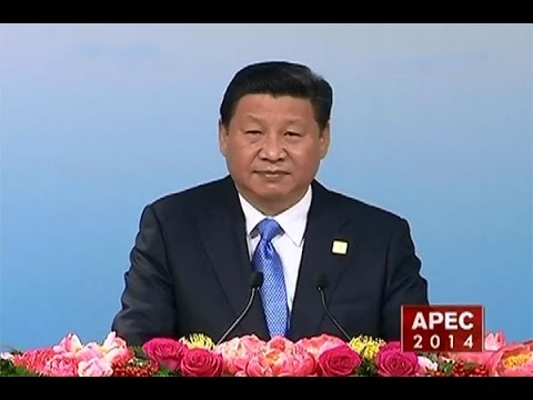 President Xi Jinping delivers keynote speech at opening ceremony of APEC CEO Summit