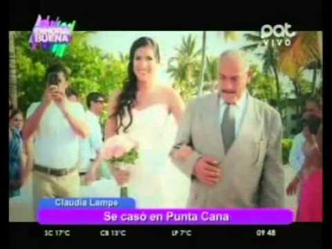 Claudia Lampe #EnHoraBuena