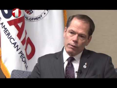مصاحبه ویژه Interview with Larry Sampler, USAID Deputy Mission Director for Afghanistan and Pakistan