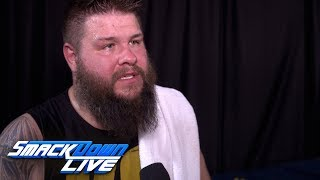 Kevin Owens only sees red when he sees Shane McMahon's face: SmackDown Exclusive, July 30, 2019