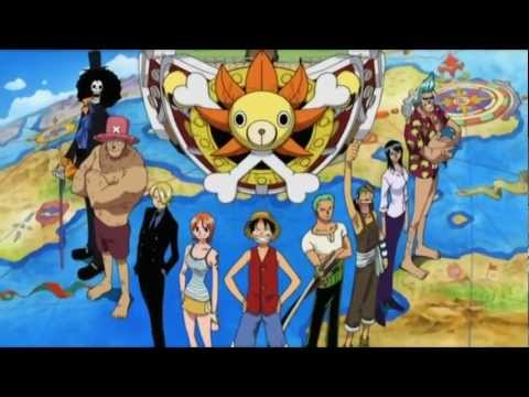 One Piece Opening 11 Hd video