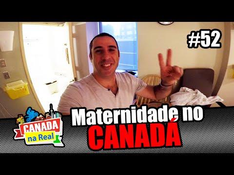 A chegada de Felipe   CANADA NA REAL