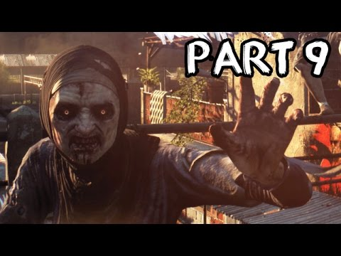 Let's Play Dying Light Deutsch German PC Gameplay #09 - Killer Zombieweiber