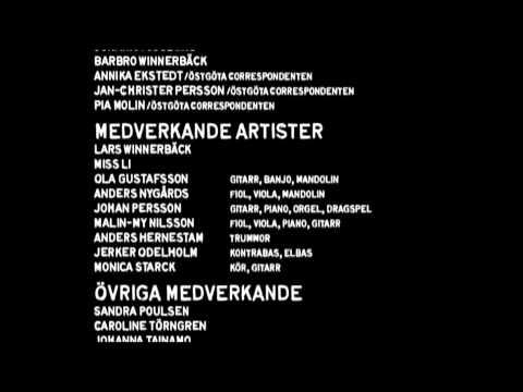 Lars Winnerback - Du Hade Tid (Studio)