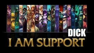 Top 5 Total Dick Champions - Support Edition