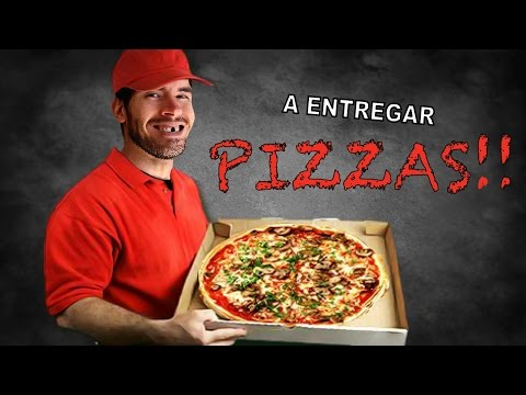 GERMAN: EL REPARTIDOR DE PIZZAS | Pizza Delivery - JuegaGerman