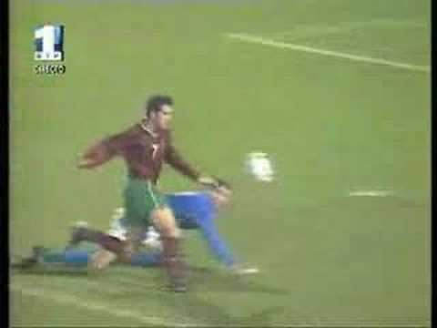 Luis Figo Portugal Compilation By Cenkfigo10 Video