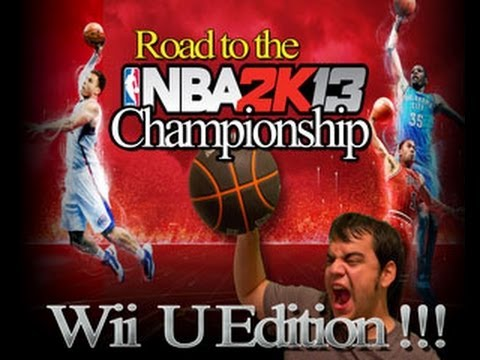Nba 2K13 Wii U Edition - Nba 2K 13 Wii U edition ~ GAME 4 PORTLAND VS LAKERS