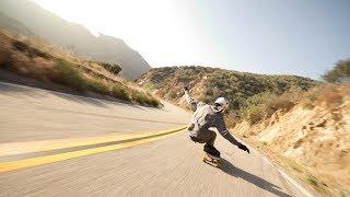 Amazing downhill longboarding by Big Dawgs On Big Hills!