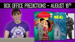 Crazy Rich Asians Box Office Predictions