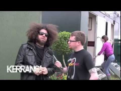 Kerrang Download Podcast: Coheed And Cambria, Claudio Sanchez Interview!