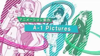 夏アニメ『アイドルマスター』最新PV The Idolmaster 2 anime trailer 2011