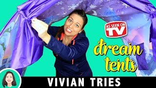 Dream Tents Review | Testing As Seen on TV Products