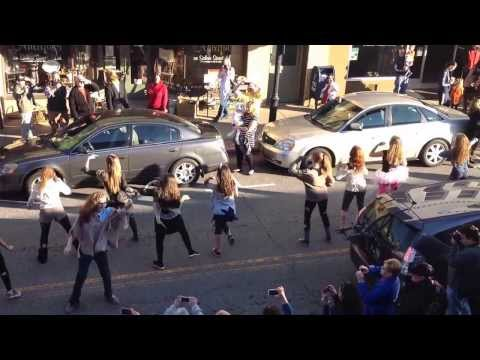 Apex NC Halloween Festival Flash Mob