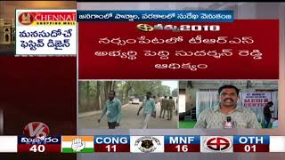 Special Report On Greater Hyderabad Assembly Constituencies Election Results 2018