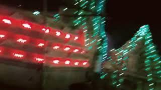 Veer teja ji light decoration and dansh floor