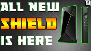 🔴LATEST NVIDIA Shield TV Pro IS HERE (LEAKED?)