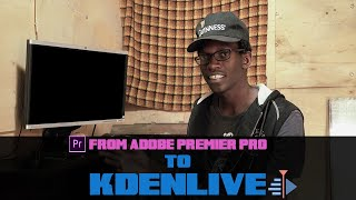 From Premier Pro to Kdenlive (smooth video editing on low end pc) 2019