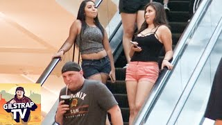 WET Fart Prank on the Escalator!! Sharter Saturdays S02•E14