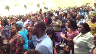 Past. Audalus Estime 50days of praise at Maranatha SDA Church Louanges SPS- San pran souf