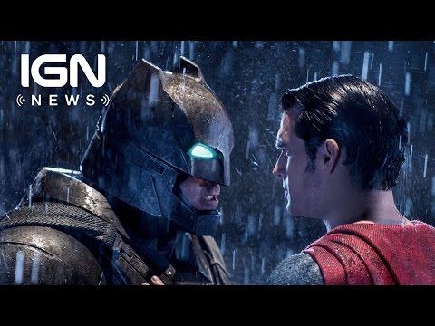Zack Snyder Reveals How Missing Scene Explains Pivotal Batman v Superman Moment - IGN News
