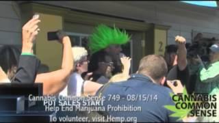 Cannabis Common Sense 749