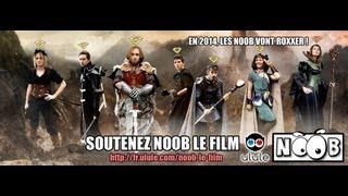 Noob le film trailer fan made